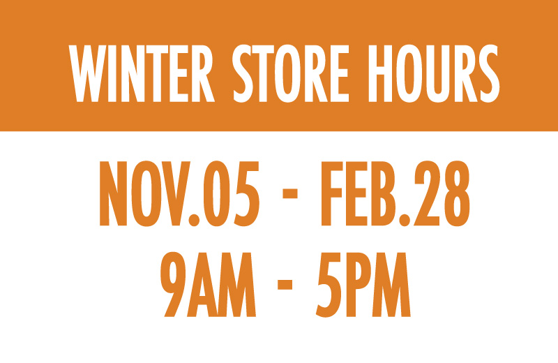 Sodo Poke Winter Hours